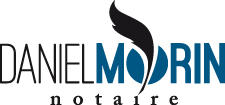 Daniel Morin | Notaire Logo
